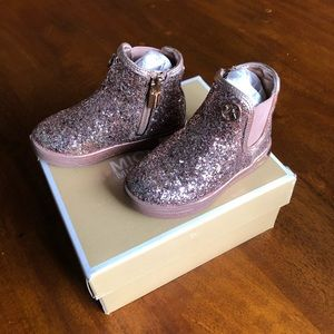 Michael Michael Kors toddler Ollie Ray boots